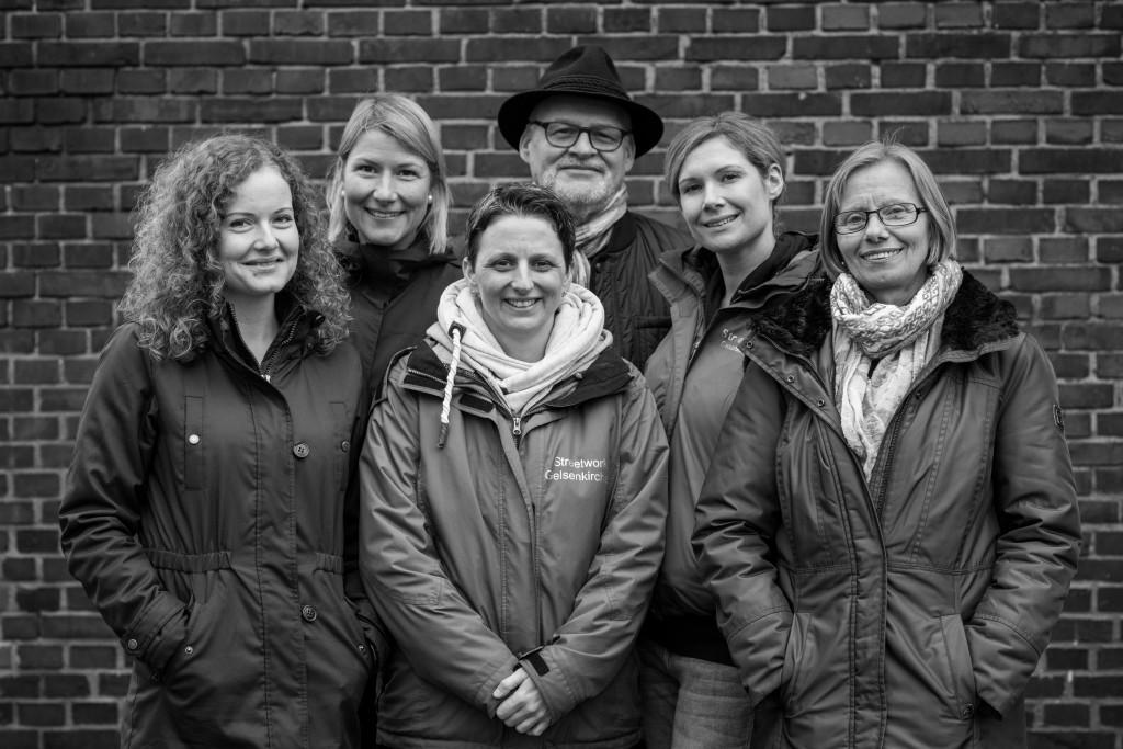Team mit Vorstand 2017